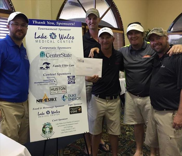 Lakel Wales Chamber Golf Tournament