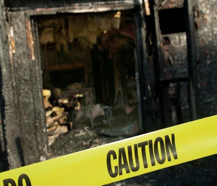 Fire Damage How We Get Started Removing Smoke Residues From Your Lakeland Home After A Fire