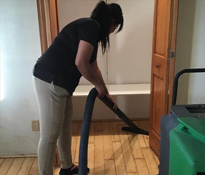 Why SERVPRO Learn How SERVPRO Professionals Can Cleanup Water Damage In Your Tuscon Home