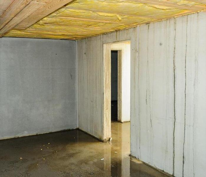 Storm Damage Basements can Suffer Flood Damage During Heavy Rains in Mulberry if Your Foundation is Cracked